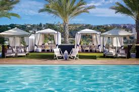 best la hotel pools the sexiest spots los angeles has to offer