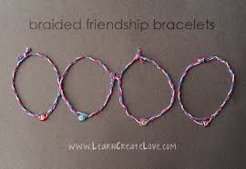 weave friendship bracelet images Braided friendship bracelets tutorial learncreatelove png