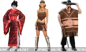 Halloween Costumes Federal Law Illegal Wear U0027insensitive