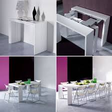 Dining Tables For Small Rooms Convertible Dining Tables For Small Spaces Smart Furniture
