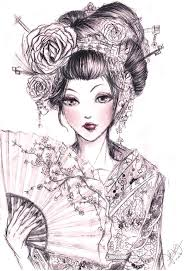 best 10 geisha tattoos ideas on pinterest geisha tattoo design