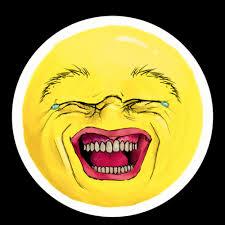 Emoji Meme - sad static snow realistic laughing crying emoji bc it s