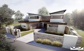 butterfly house modern home design architect