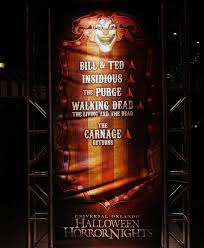 halloween horror nights universal orlando resort halloween