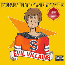 Album Cover Meme - rage against the mystery machine album cover parodies know