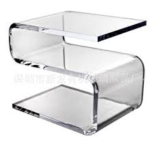 Plexiglass Coffee Table Acrylic Display Desk Acrylic Display Stand Desk Plexiglass