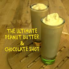 Irish Flag Shot The Ultimate Peanut Butter U0026 Chocolate Shot 3 Steps With Pictures
