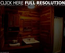 bathroom astonishing innovative cabin themed bathroom decor