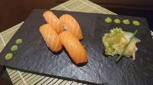 et cuisine sushi saumon picture of yakitori sushi bar et cuisine du monde