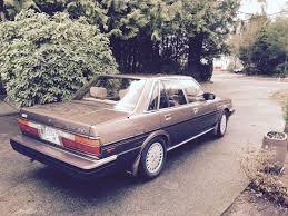 curbside classic 1985 toyota cressida u2013 the proto lexus