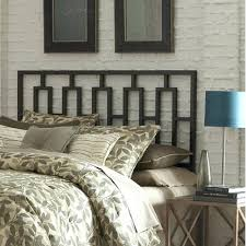 King Metal Headboard Black Metal Headboard King Black Iron Headboard Iron