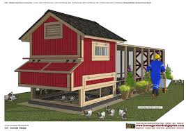 Plans To Build A Barn Home Garden Plans L102 Chicken Coop Plans Construction