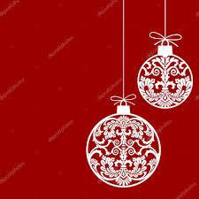 christmas ornaments balls u2014 stock vector elakwasniewski 4408118