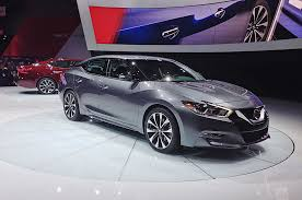 nissan altima 2016 new 2016 nissan maxima debuts in new york priced at 33 235
