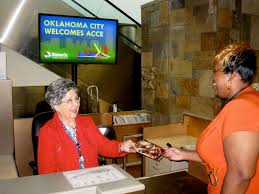 Oklahoma travelers aid images Travelers aid at will rogers is accepting applications upward jpg