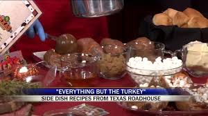 roadhouse brings side dishes to transform thanksgiving kdlt