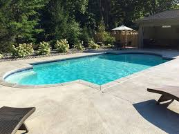 in ground pool and spa builder precision pool and spa
