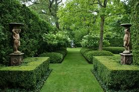 beautiful garden statues