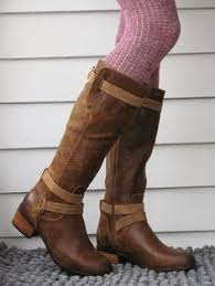 ugg s darcie boot a brown frye harness 12r boots with dress and she is ready