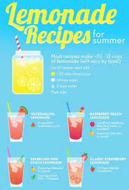 Easy Dinner Party Ideas For 12 12 Unique Lemonade Recipes For Summer My Favorite Recipes