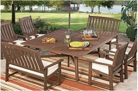 best wood patio furniture sets wood patio furniture outdoor tables
