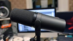 Radio Microphone Talk And Music About Podcasting Basics Part 1 Voice Recording Gear Transom