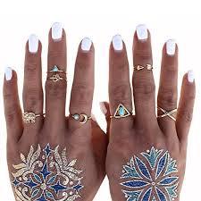 top knuckle rings images Midi rings jpg