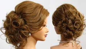 updos prom hairstyles braided updo hairstyle for mediumlong hair