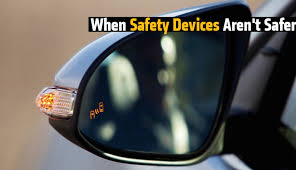 Blind Spot Mirrors For Motorcycles When Motorcycle Safety Devices Aren U0027t Safer Rideapart