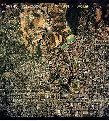 Uc Berkeley Campus Map Uc Berkeley Campus Air Photo 1985 Earth Sciences U0026 Map Library