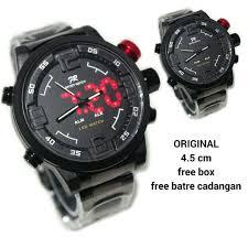 Jam Tangan Alba Digital jual jam tangan fortuner dual digital black seiko alba rolex