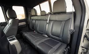 2013 F150 Interior 2013 Ford F 150 Svt Raptor Supercab Interior Seats Rear Gallery