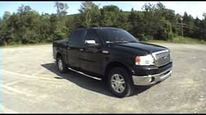 Ford F150 Used Truck Parts - my new truck 2007 ford f 150 supercrew lariat 4wd youtube