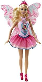 amazon barbie beautiful fairy barbie doll toys u0026 games