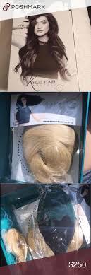 jenner hair extensions die besten 25 jenner haarverlängerungen ideen auf