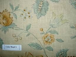 Discount Home Decor Fabric by Additional Pictures Of Natural Linen Pattern Peruga Color Ways
