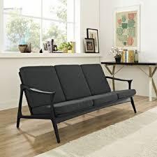 small office couch reception sofas u0026 loveseats wayfair