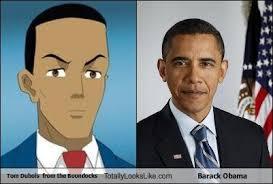 Boondocks Memes - tom dubois from the boondocks totally looks like barack obama