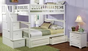 Twin Over Full Bunk Bed With Stairs Plans Download Kitty Condo - Twin over full bunk bed trundle