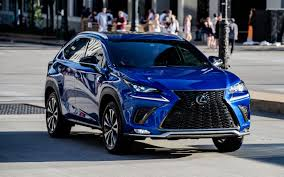 lexus rx 2018 model photo updated 2018 lexus nx f sport on public roads lexus