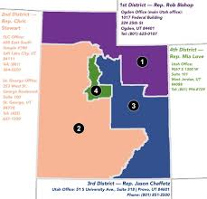 Map St George Utah by Voices For Utah Children Tell Congress To Support The Child Care