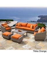 Patio Chair And Ottoman Set Impressive Black Friday Deals On Outdoor U0026 Patio Conversation Sets