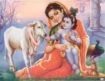 Wallpapers Backgrounds - Hindu religion birth Lord Krishna