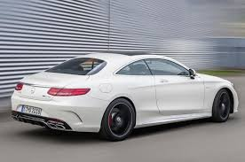 mercedes s coupe mercedes s 63 amg coupe drive review