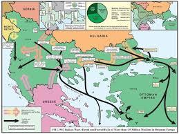 Ottoman Empire World War 1 How Did Ww1 Contribute To The Dissolution Of The Ottoman Empire