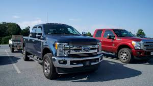 Ford F250 Utility Truck - the 2017 ford f 250 super duty diesel cured my towing nightmares