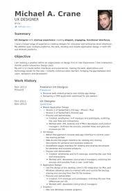 Free Job Seekers Resume Database by Ux Designer Resume U2013 Resume Examples