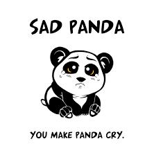 Sad Panda Meme - image 92706 sad panda know your meme