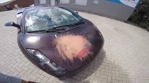 audi color changing car lamborghini change the color the avenger by rene turrek