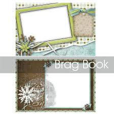 4x6 brag book digital scrapbooking kits winter 4x6 brag book jsscrap